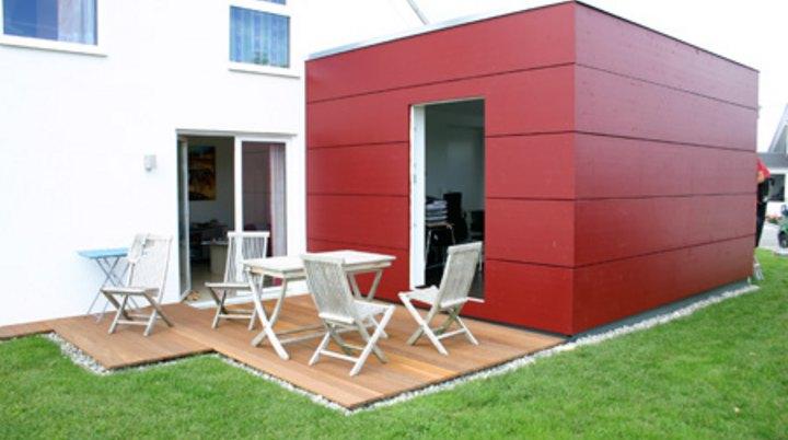 kupferschmid holzbau fassadenverkleidung. Black Bedroom Furniture Sets. Home Design Ideas